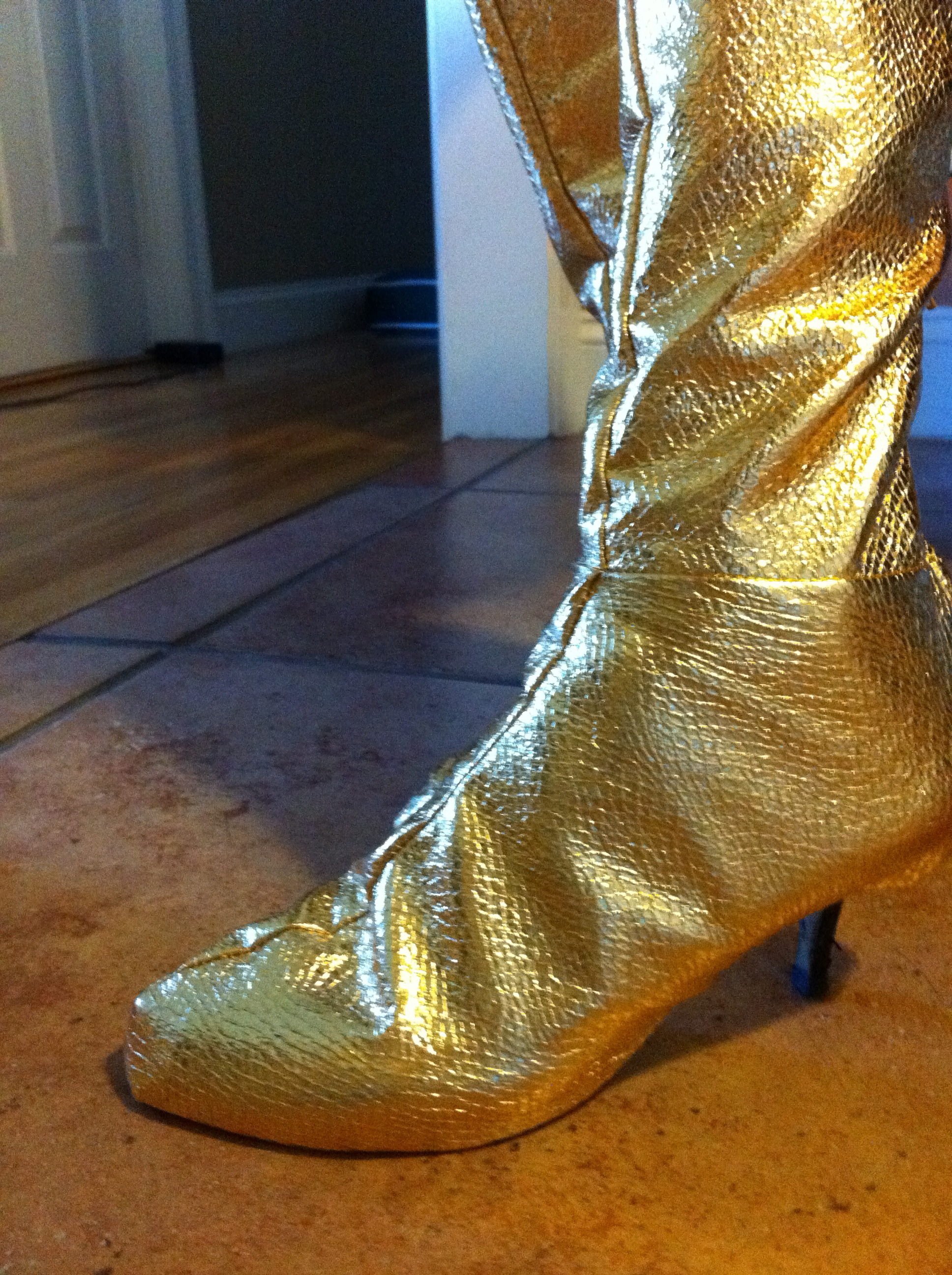 Cosplay Tutorial Boot Covers The Stylish Geek