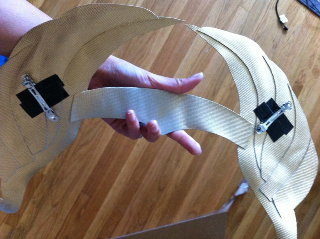Cosplay Tutorial Wonderflex Headpiece The Stylish Geek
