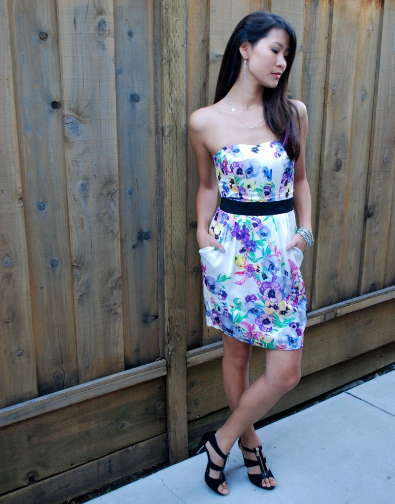 Is it ok to wear a floral dress to a wedding for Dresses you can wear to a wedding