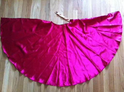 Cosplay Tutorial - She-Ra Cape