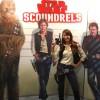 Female Han Solo Scoundrels - San Diego Comic Con 2012