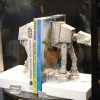 Star Wars AT-AT Book Ends - San Diego Comic Con 2012