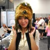 Chewbacca Hat - San Diego Comic Con 2012