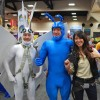 The Tick and Arthur - San Diego Comic Con 2012