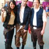 Female Han Solo Cosplay - San Diego Comic Con 2012