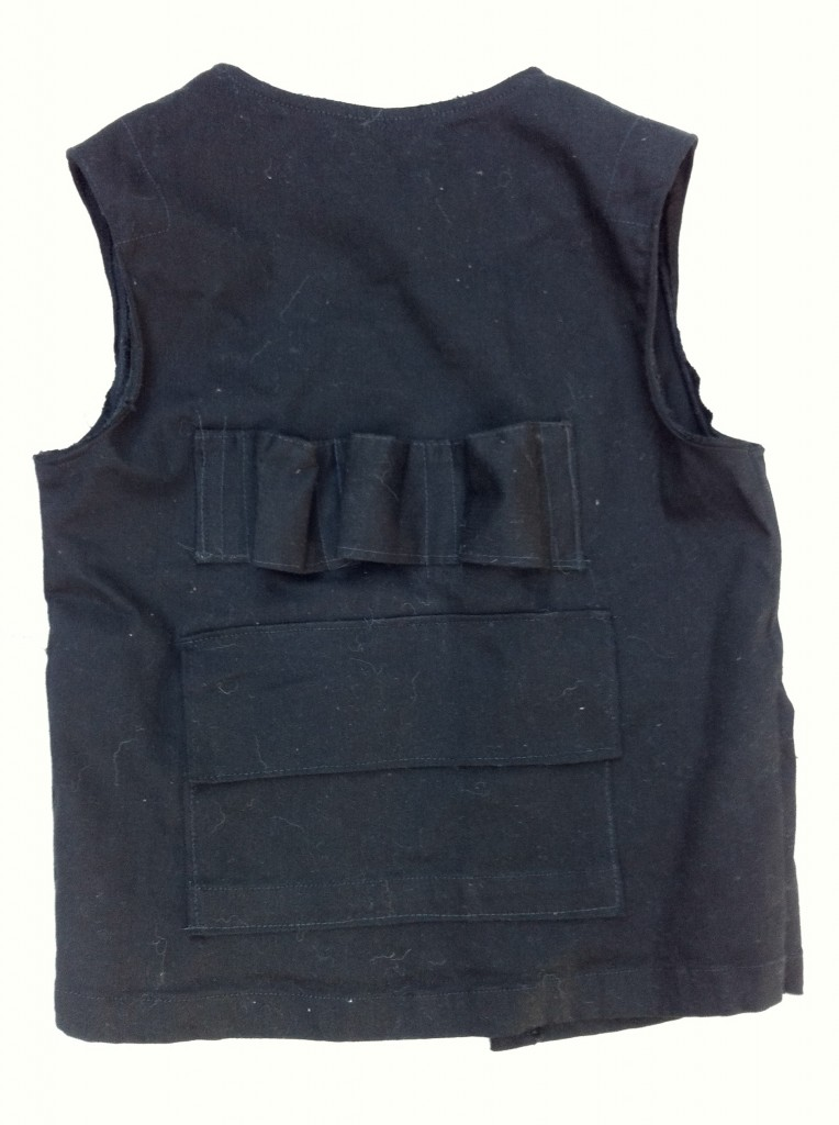 Han Solo Vest Cosplay Tutorial