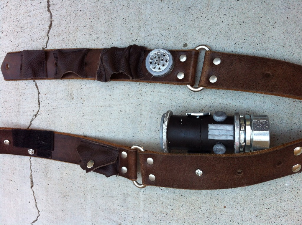 Han Solo Belt Cosplay Tutorial