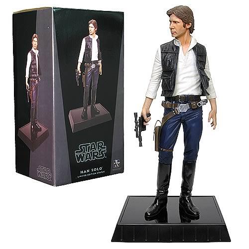 Han Solo Statue