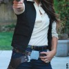 Female Han Solo Crossplay Cosplay