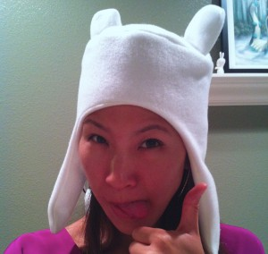 DIY Adventuretime Finn Hat