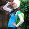 Adventure Time Female Finn Cosplay