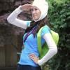 Adventure Time female Finn cosplay
