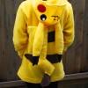 pikachu hoodie cosplay