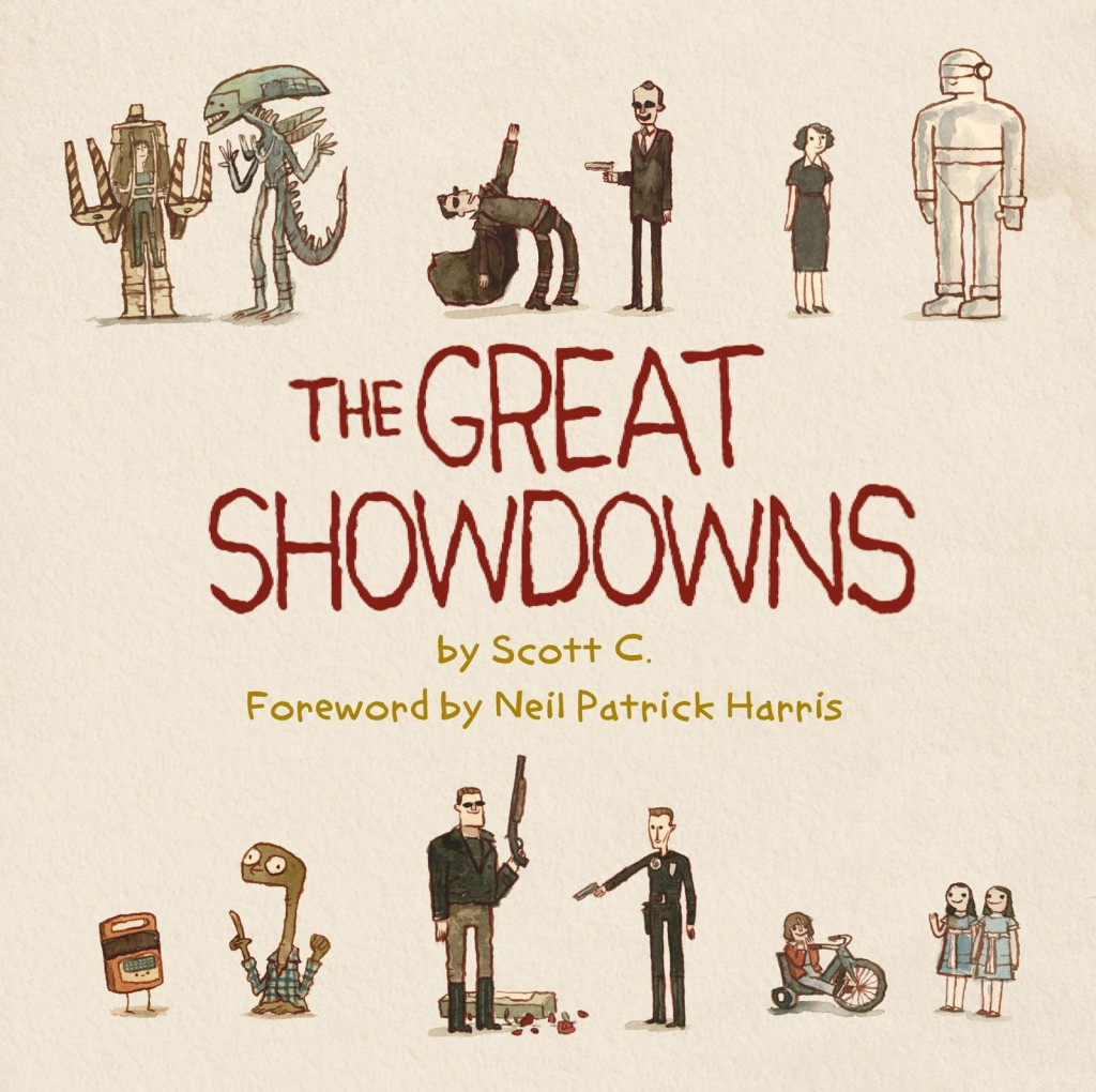 Great Showdowns Scott C Cover Art