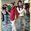 Nathan Drake and Sully Cosplays