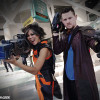 With Rogue Shadow Cosplay as StarLord