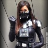Lady Female Darth Vader