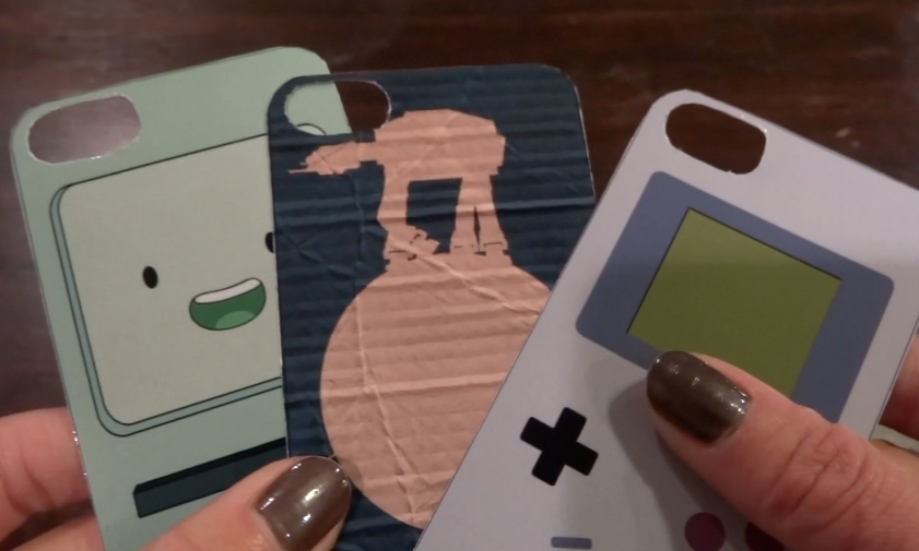 Geeky iphone 5 case templates