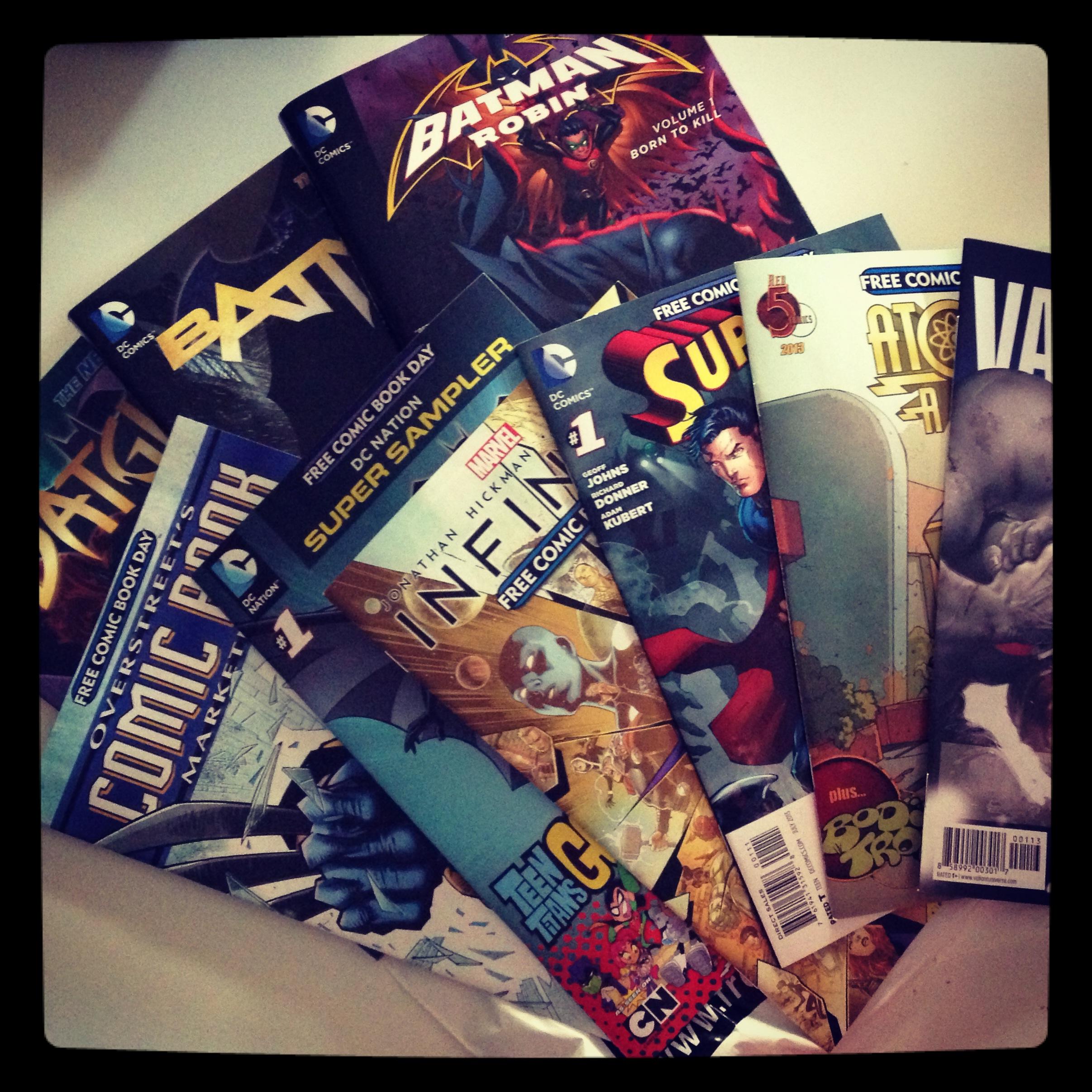 Free Comic Book Day Parramatta: Happy Star Wars Day! (And Free Comic Book Day Too!)