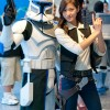 Han Solo and Clone Trooper