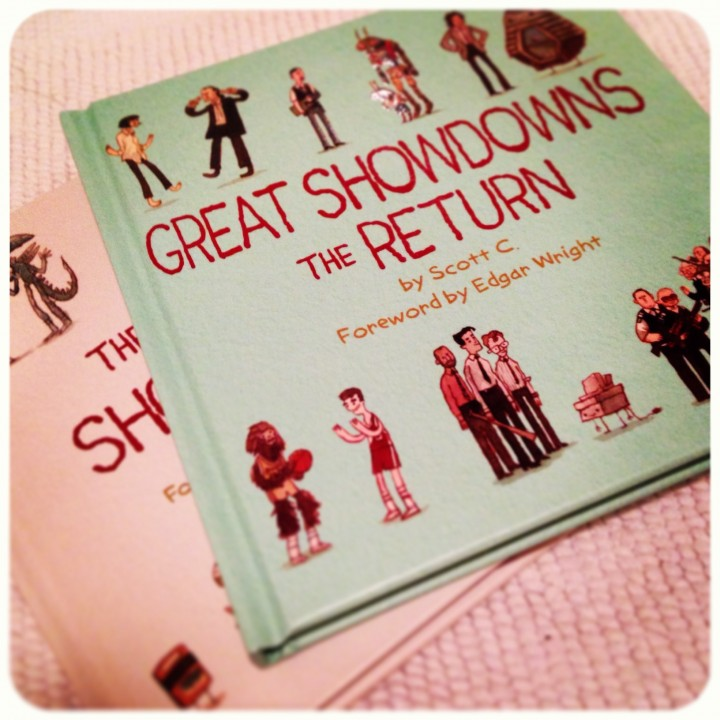 Great Showdowns The Return by Scott C book