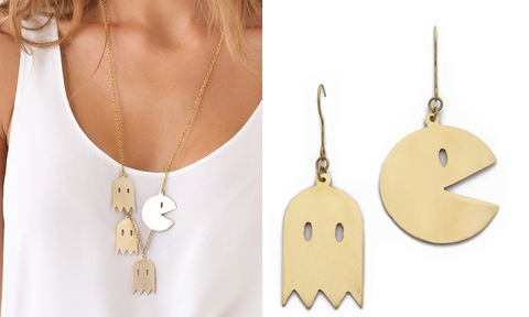 Pac Man Jewelry