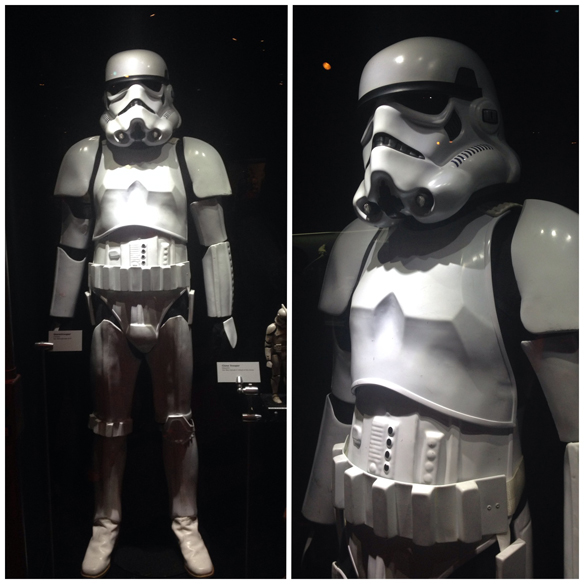 Storm trooper san jose tech museum star wars where for Star wars museum san francisco