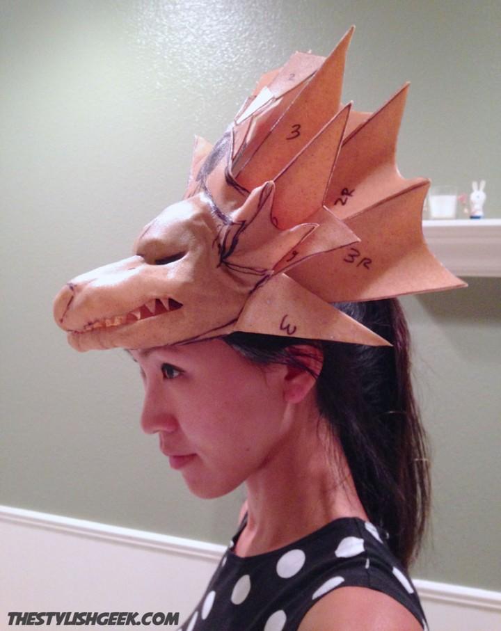 Ornstein Cosplay helm