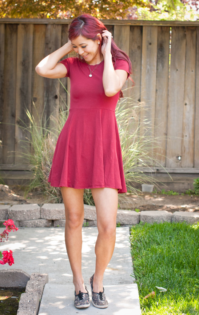 back to school basics wearing sneakers with dresses the stylish geek