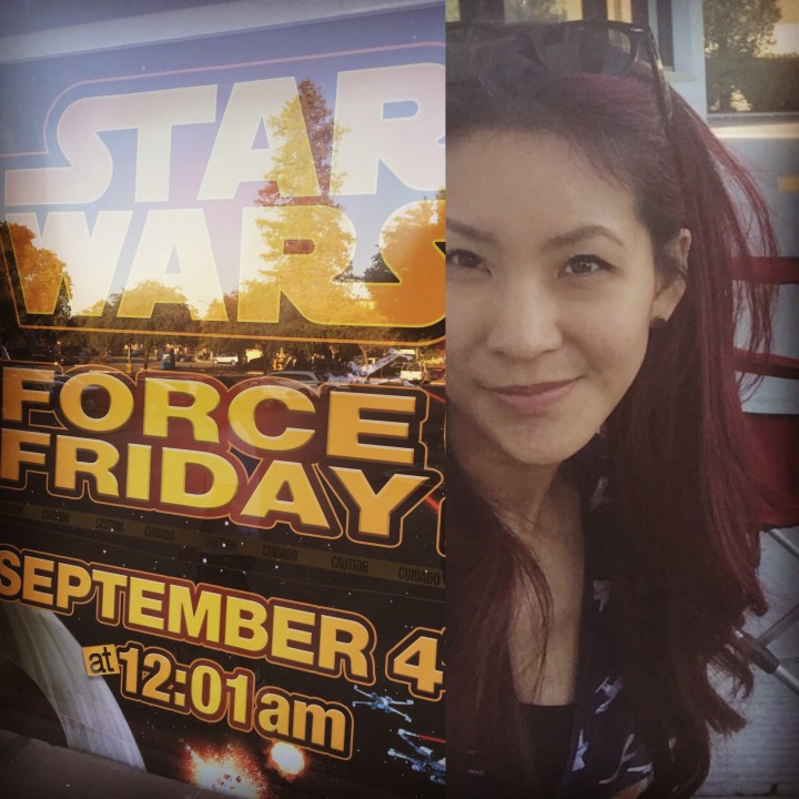 Force Friday - First in line!