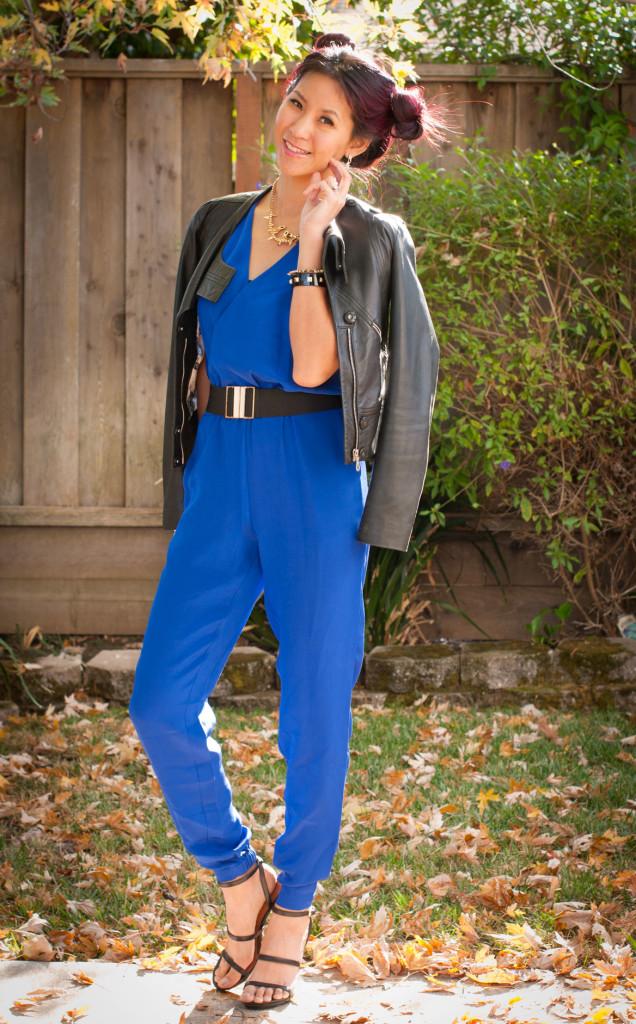 Everyday Cosplay Chun Li outfit