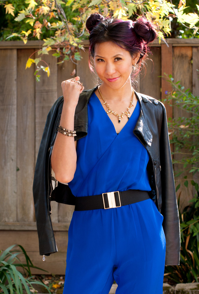Casual Chun-Li outfit