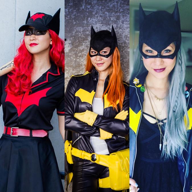 Cosplay_Batwoman_Batgirl