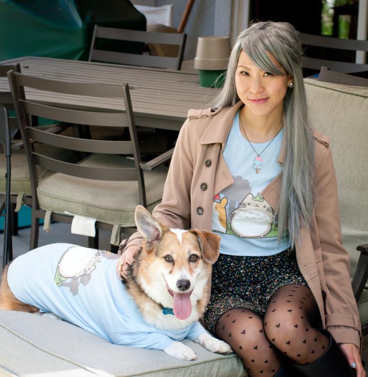 Tee Fury Pup Culture Corgi Tee