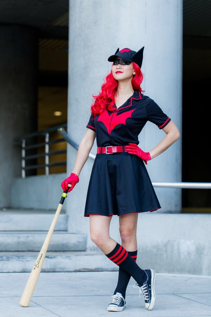 DC Bombshell Batwoman Cosplay Tutorial