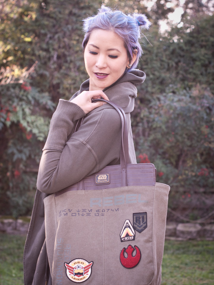 Lougefly Rogue One tote