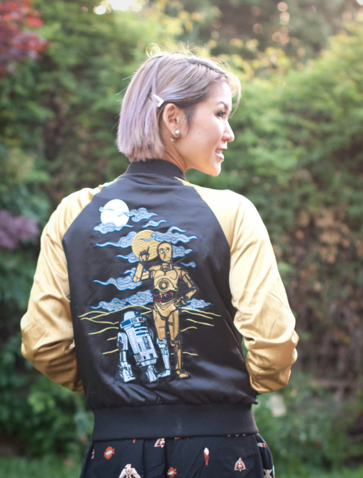 Her Universe Star Wars 40th Souvenir Jacket Outfit