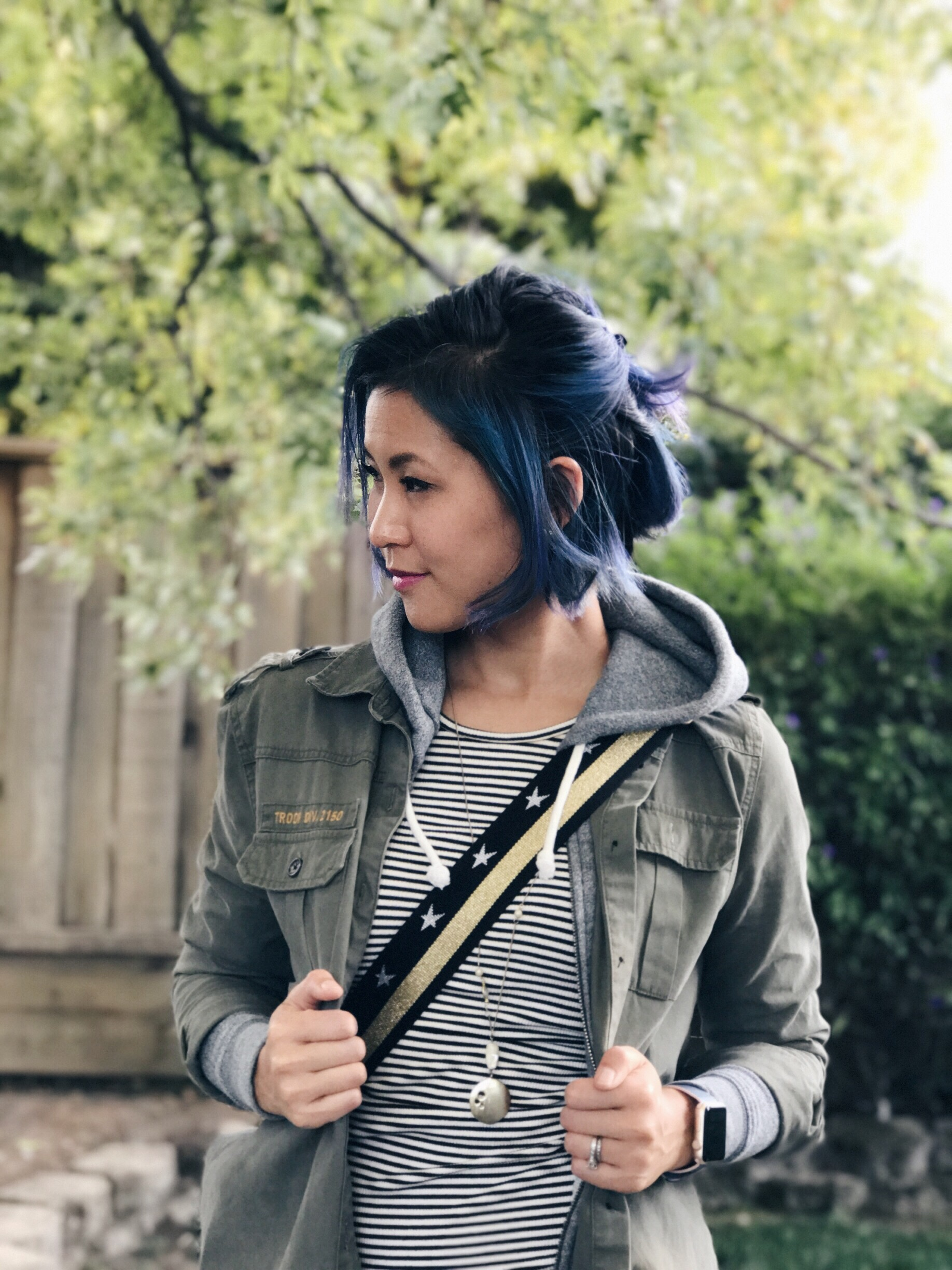 Ramona Flowers casual cosplay outfit